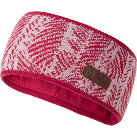 Mammut Sneeuw Hoofdband Dames, dragon fruit-blush